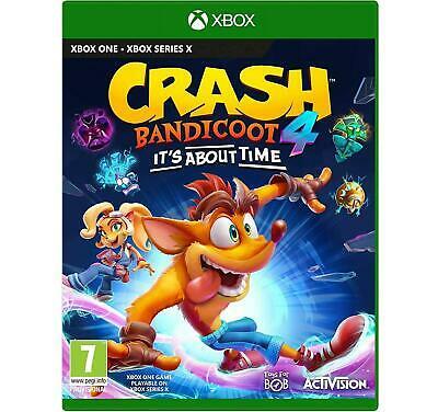 CRASH BANDICOOT 4 XBOX e PS4