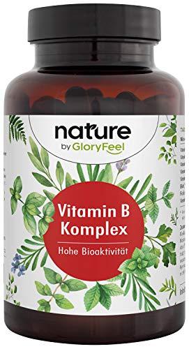 200 capsule vegan di vitamina B complex
