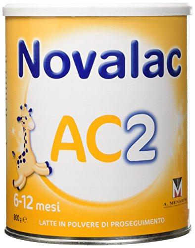 Novalac Ac2 Latte in Polvere per bambini 800 Gr