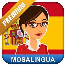 Google Play: Mosalingua Imparare lo Spagnolo