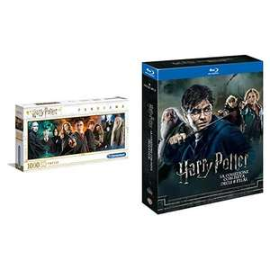 Harry Potter Collection (8 Blu-Ray) + Puzzle Adulti