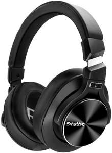 Srhythm NC75 Cuffie Wireless Bluetooth 5.0 Cancellazione Attiva del Rumore