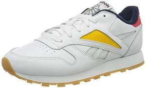 Reebok Cl Leather Mark - Scarpe Donna