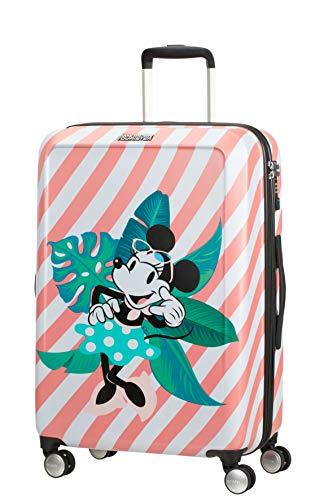American Tourister Disney Valigia M, 66L / 67 cm (Minnie Miami Holiday)