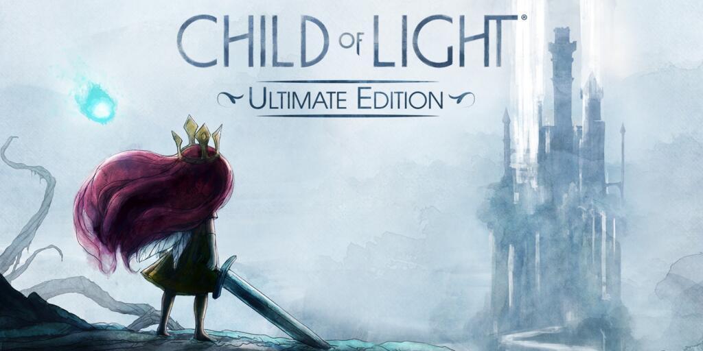 Child of Light Ultimate Edition - Nintendo Switch