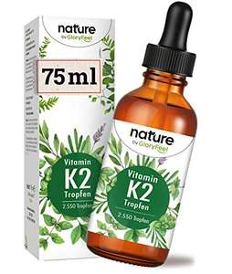 Integratore Vitamina K2 in Gocce 200µg 75ml