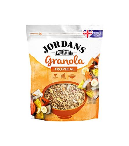 Eurofood Granola Tropical - 370 gr