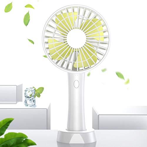 Mini Ventilatore con Batteria 2600 mAh