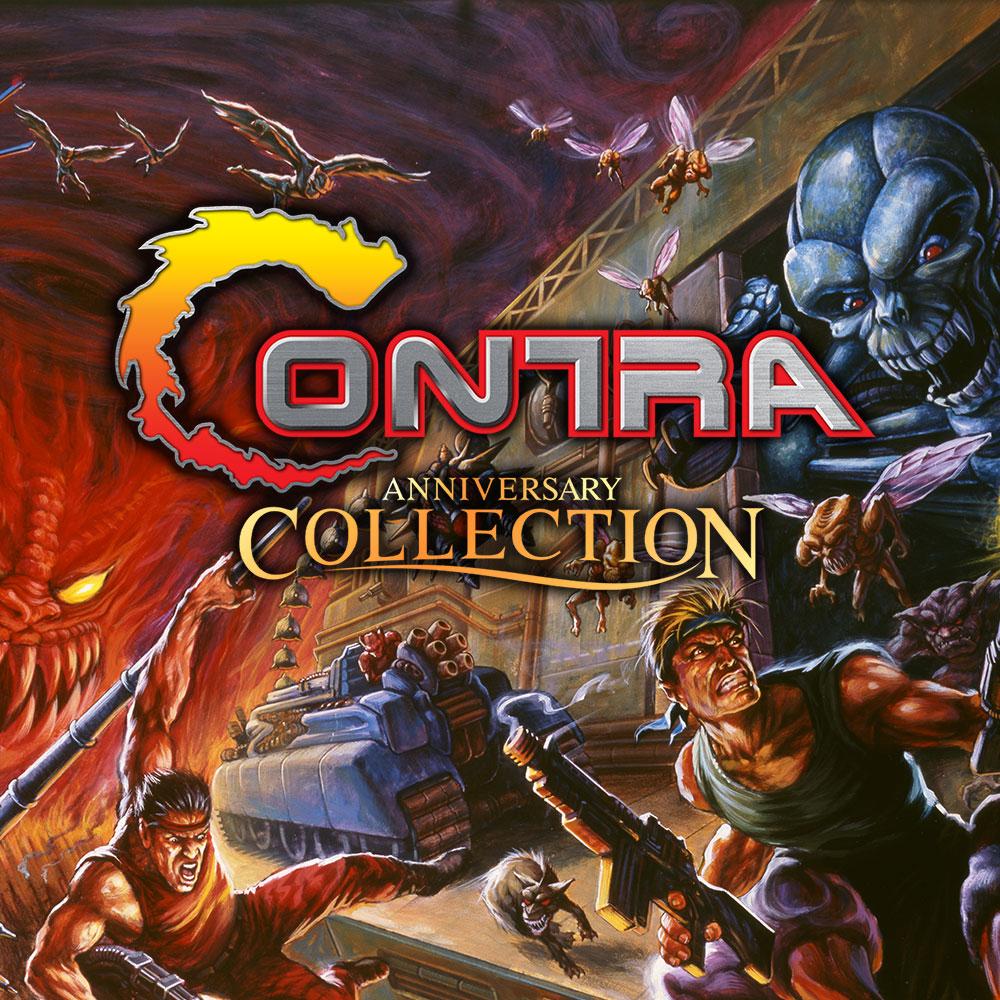 Contra Anniversary Collection - Nintendo eShop