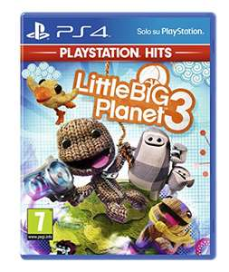 LittleBigPlanet 3 - gioco PlayStation Hits