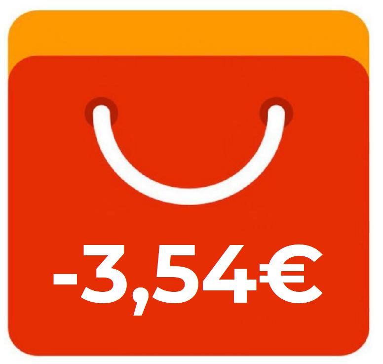 Codice sconto Aliexpress - nuovi utenti 3,54€ su 4,56€