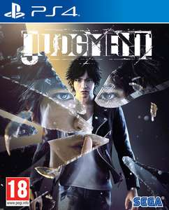 Judgment - Playstation Store