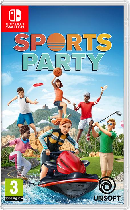 Sports Party - Gioco Nintendo eShop