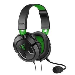 Turtle Beach Recon 50X Cuffie Gaming - Xbox One, PS4, Nintendo Switch e PC