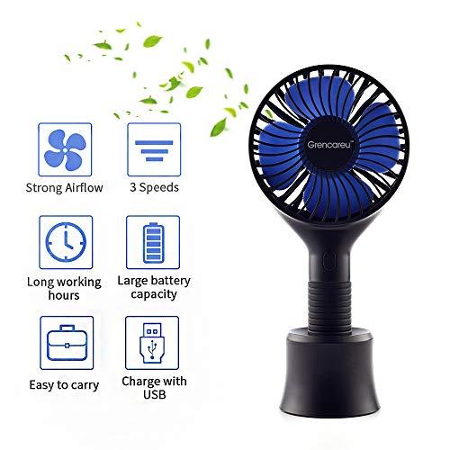 Mini Ventilatore Portatile 3 velocità