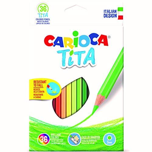 36 matite colorate CARIOCA TITA