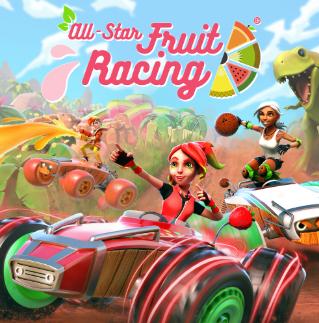 All-Star Fruit Racing - gioco Nintendo Switch