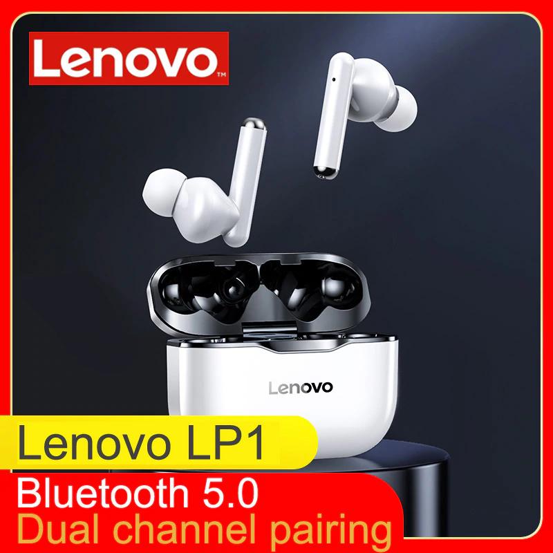 Lenovo LP1 Auricolari Bluetooth 5.0