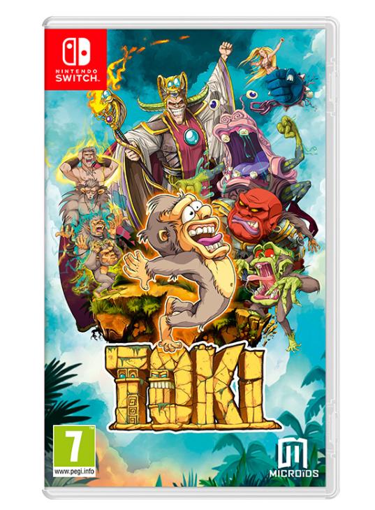 Gioco Toki Nintendo Switch 2.9€