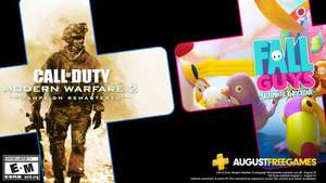 Giochi Playstation Plus Agosto 2020 - Fall Guys: Ultimate Knockout & Call of Duty: Modern Warfare 2 Campaign Remastered
