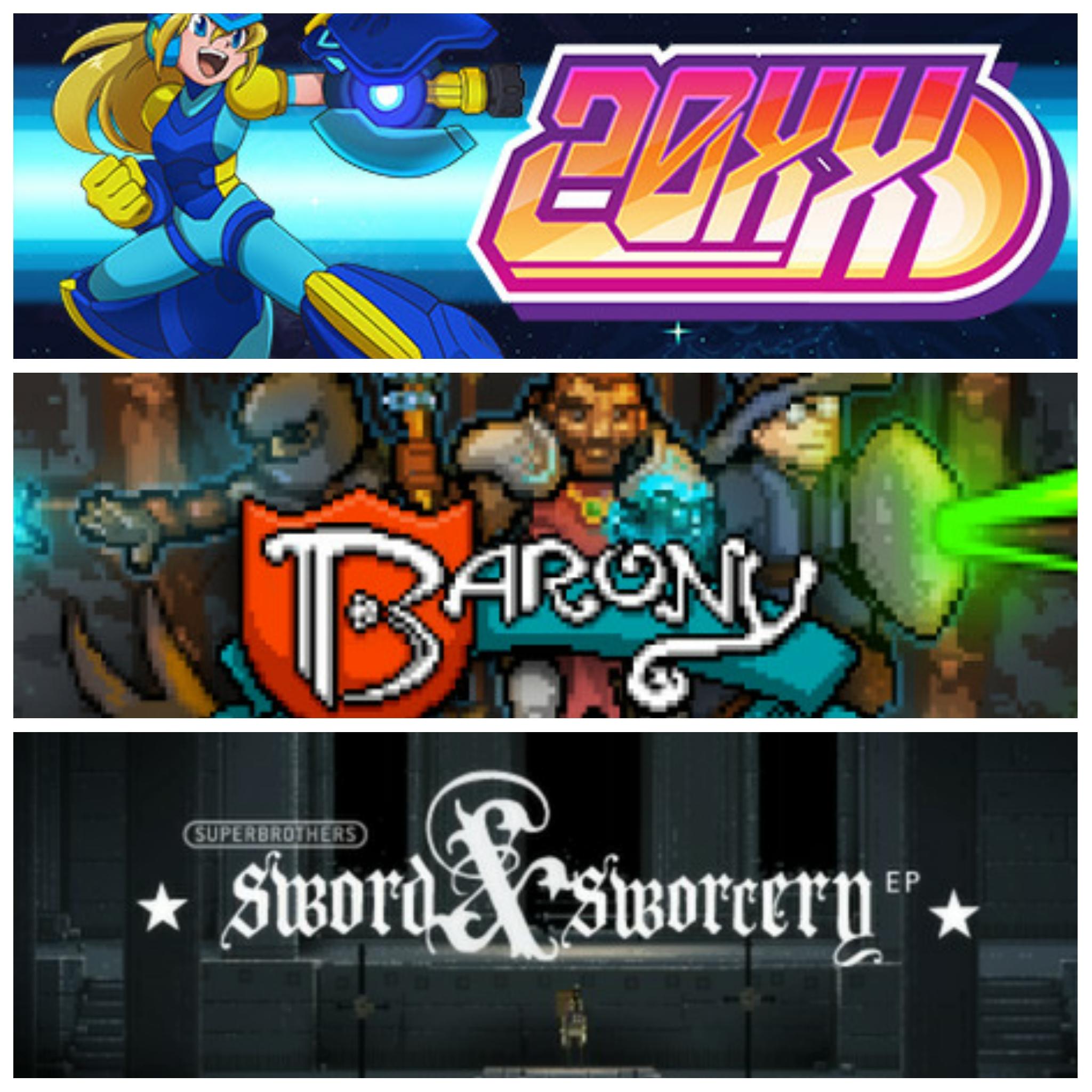 Epic Games giochi PC gratis: 20XX,Barony,Superbrothers Sword & Sworcery EP
