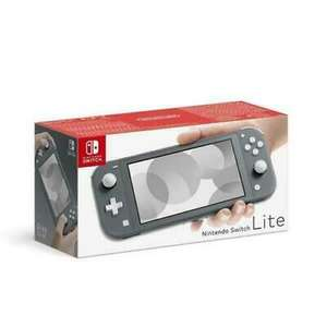 Nintendo Switch Lite: Grigia