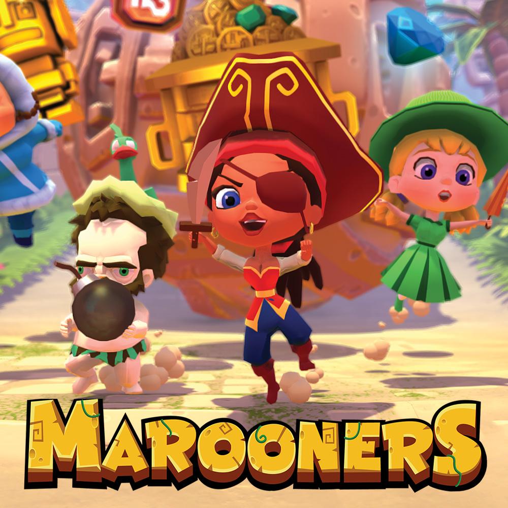Marooners per Switch 1€