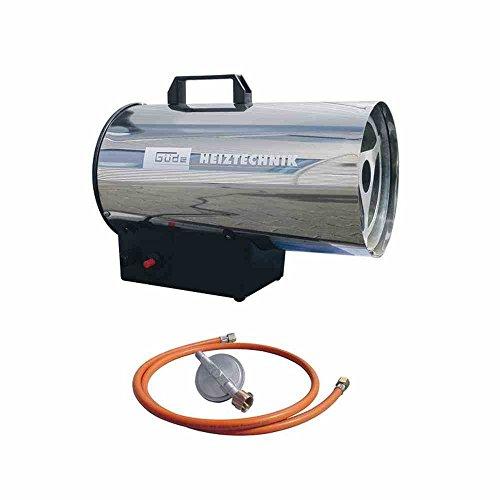 Termoventilatore a gas Acciaio Inox 10 kW - Ricondizionato