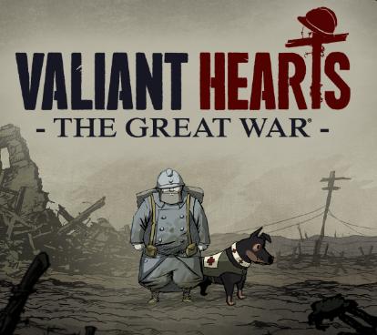 Valiant Hearts : The Great War per PC (procedura solo da smartphone)