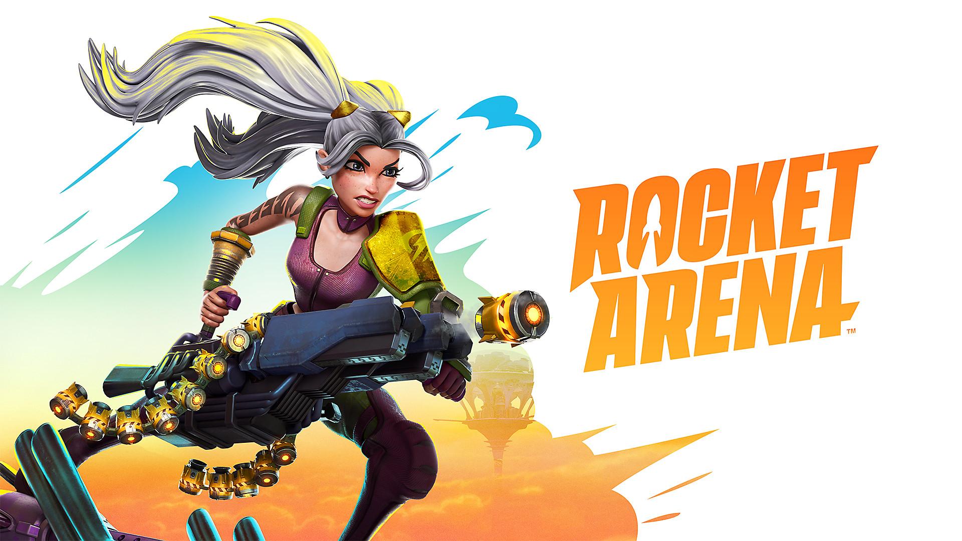 Rocket Arena Standard Edition - Key Origin e Xbox - GRATIS