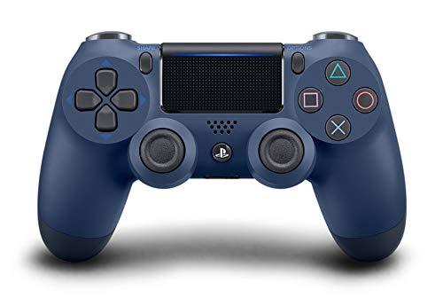 PlayStation 4: DualShock 4 Midnight, Blue - Special Edition