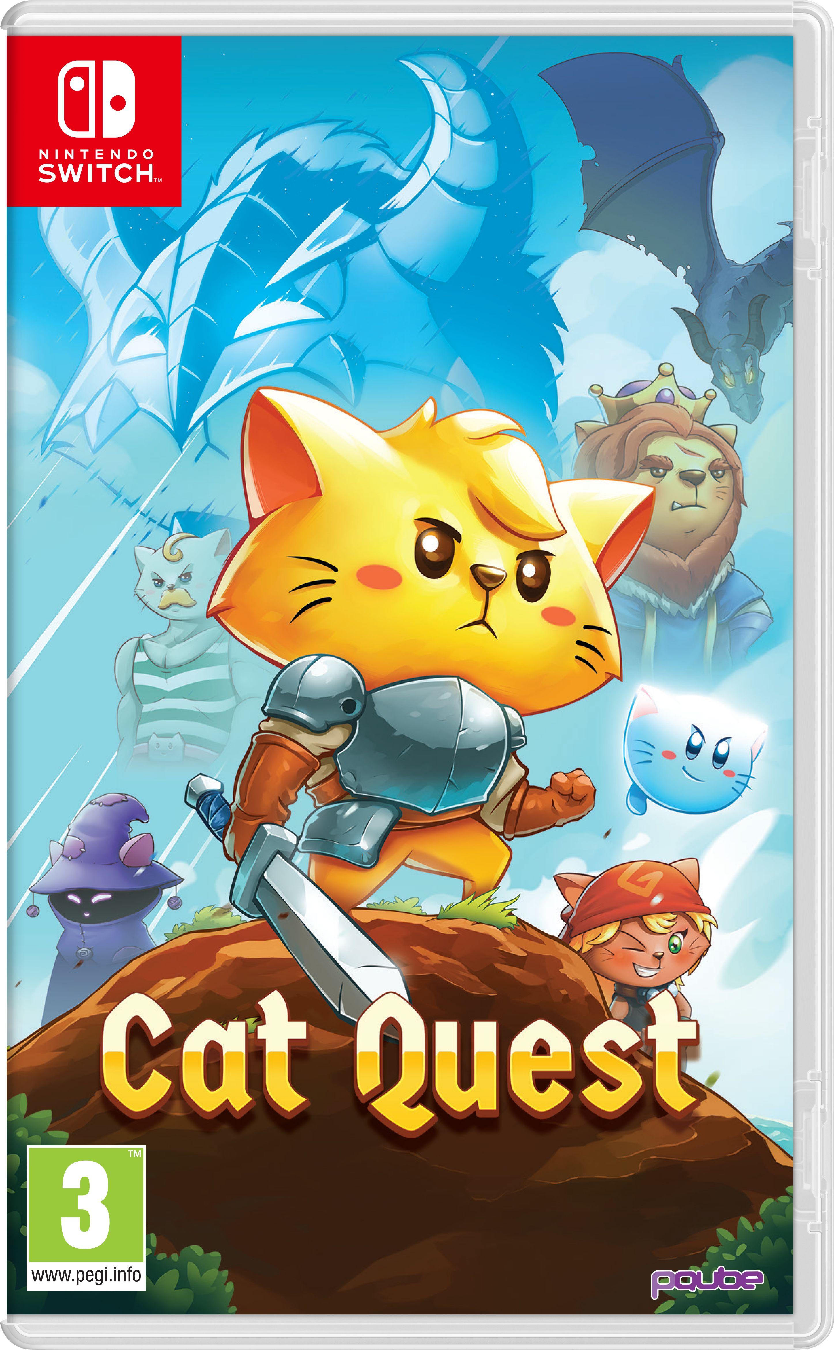 Cat Quest - Nintendo eShop
