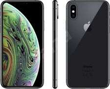 APPLE IPHONE XS 64GB SPACE GREY NERO VIDEO 4K DISPLAY GARANZIA 24