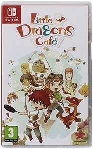Little Dragons Cafè - Nintendo Switch