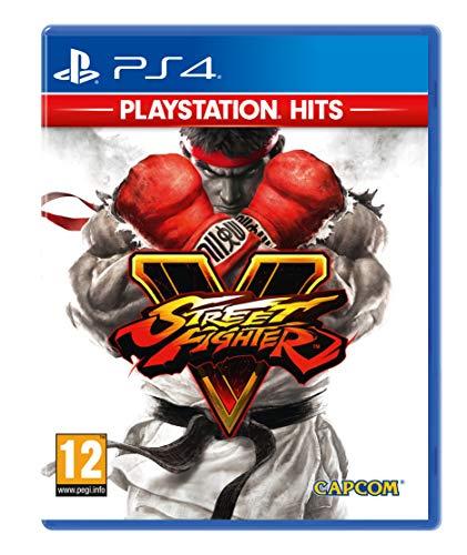 Street Fighter V (Ps Hits) - Playstation 4