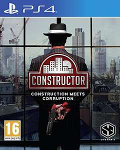Constructor: Construction Meets Corruption - PlayStation 4