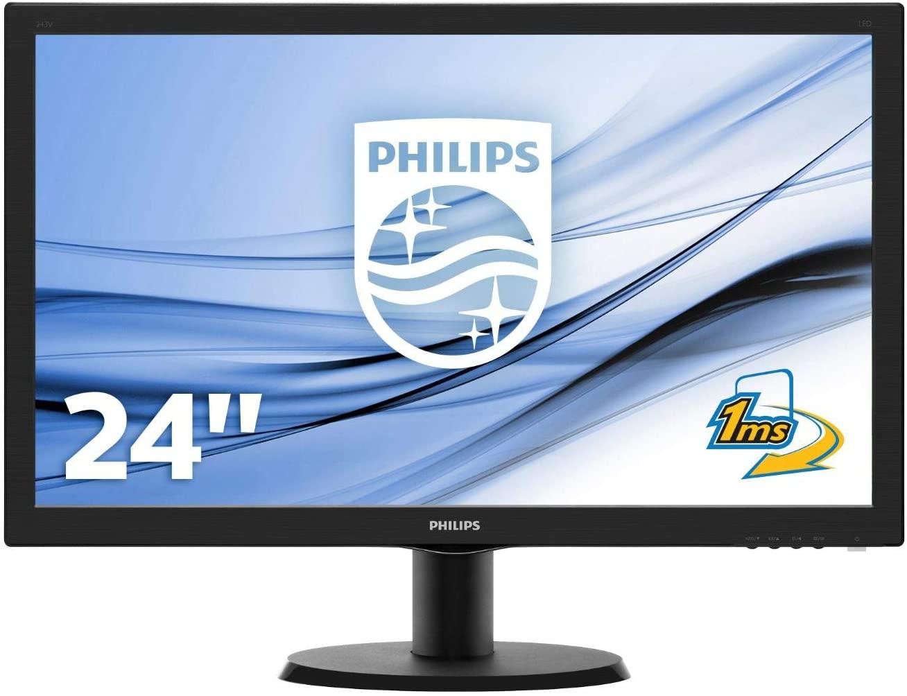 "Monitor 24"" Full HD Philips 56.9€"