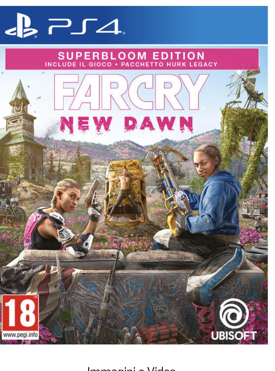 Far Cry: New Dawn - Superbloom Edition