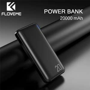Powerbank 20000mAh con USB C