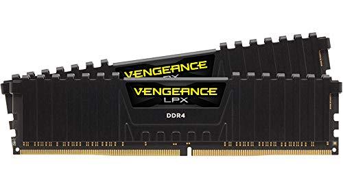 Corsair Vengeance LPX Memorie Desktop, 16 GB (2 X 8 GB), DDR4, 3200 MHz