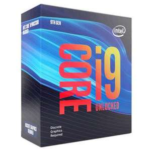 i9-9900KF 8 Core 3.6 GHz