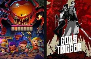 Epic Games - giochi PC gratis : Enter the Gungeon & God's Trigger