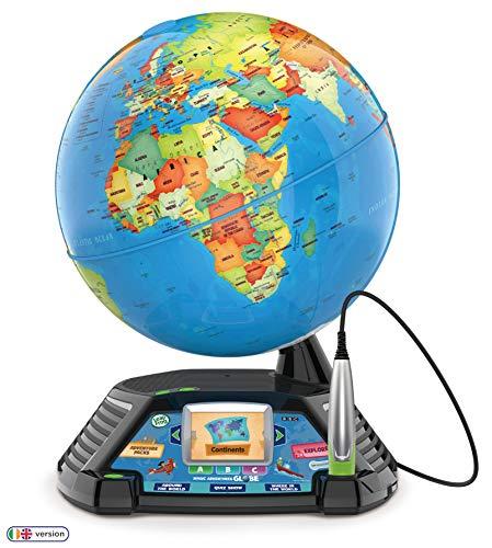 Globo Geografico schermo LCD per Bambini Ricondizionato - Inglese