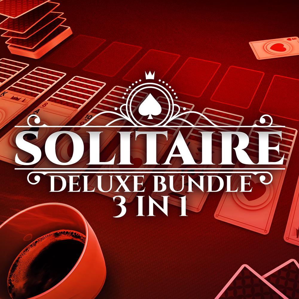 Solitaire Deluxe Bundle - 3 in 1 Nintendo Switch
