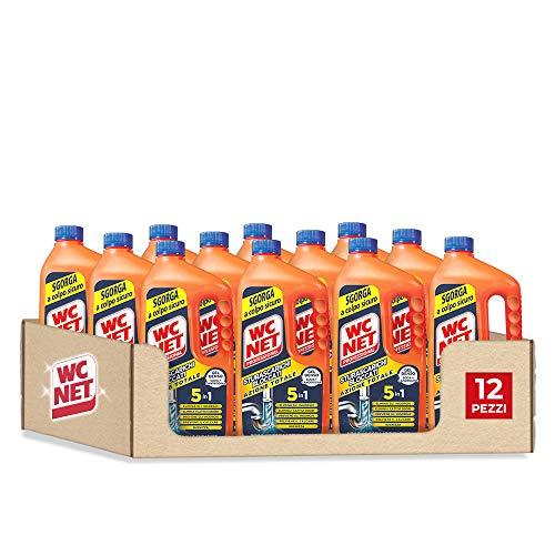 12x 1 litro Wc Net - Energy Sturascarichi Bloccati