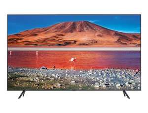 "TV LED 43"" UE43TU7170UXZT ULTRA HD 4K SMART TV WIFI DVB-T2 GARANZIA ITALIA"