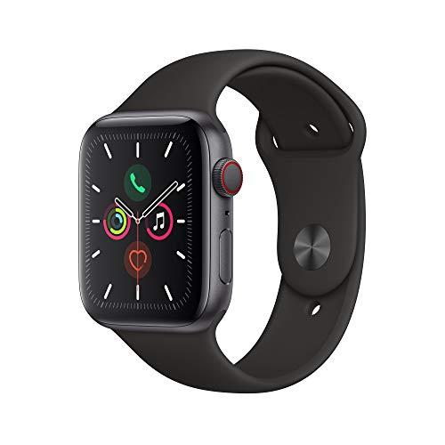 Apple Watch Series 5 (GPS + Cellular, 44 mm) Cassa in Alluminio