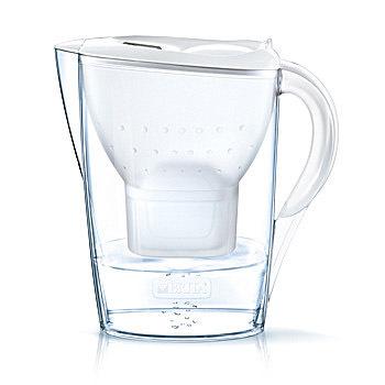 Brita Marella Filtro acqua 2.4L con 7 cartucce