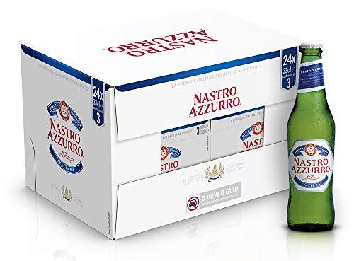 24x33 cl Birra Nastro Azzurro