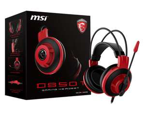 MSI DS501 Cuffie Gaming